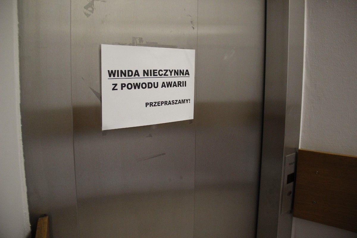 Będzie nowa winda w pszczyńskim ratuszu