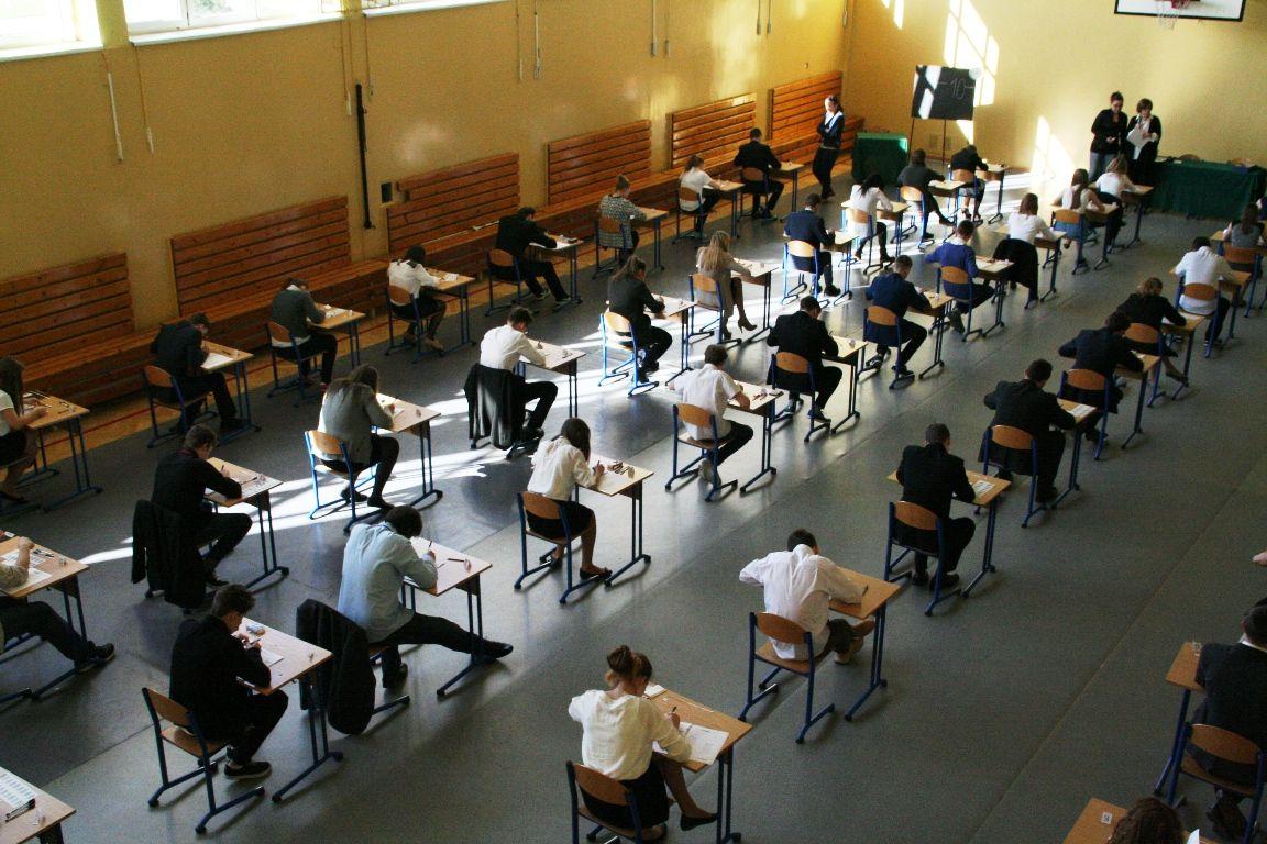Egzaminy gimnazjalne przebiegają zgodnie z planami