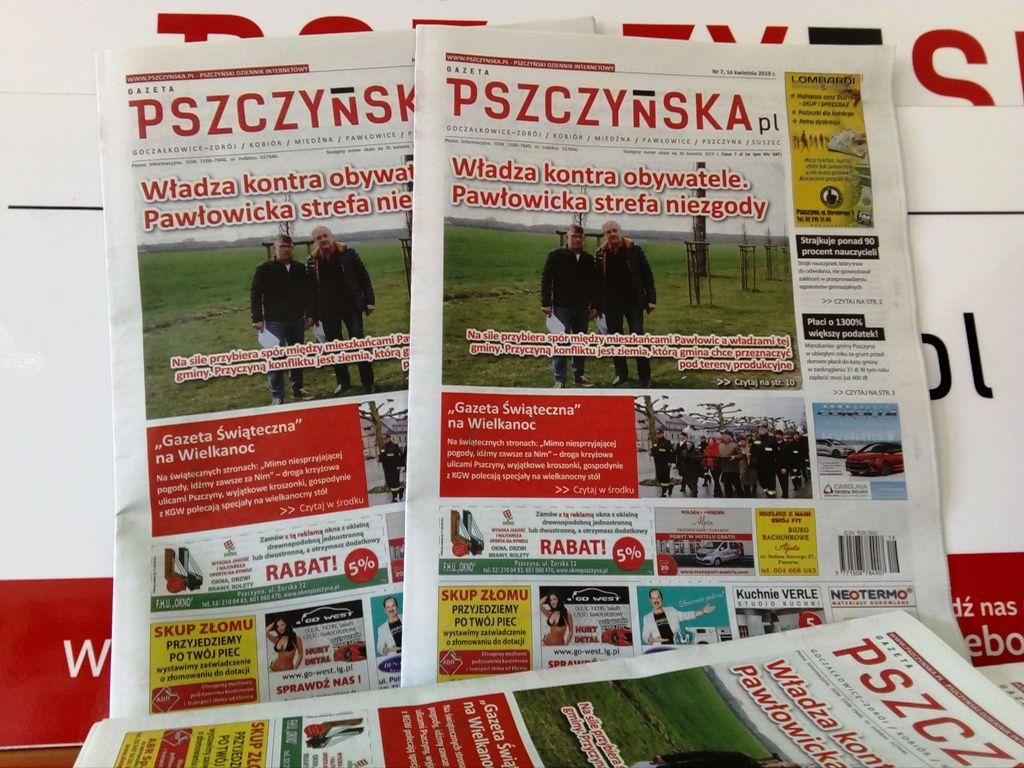Nowe, świąteczne wydanie Gazety Pszczyńskiej już w sprzedaży!