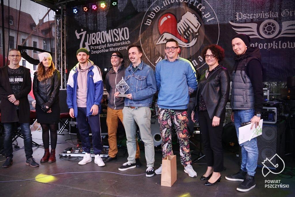 Fantastyczne zespoły zagrały na Żubrowisku