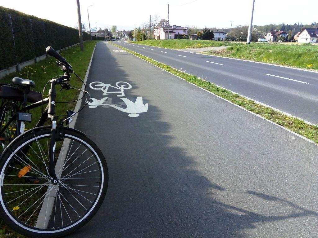 Rowerzyści chcą standardów