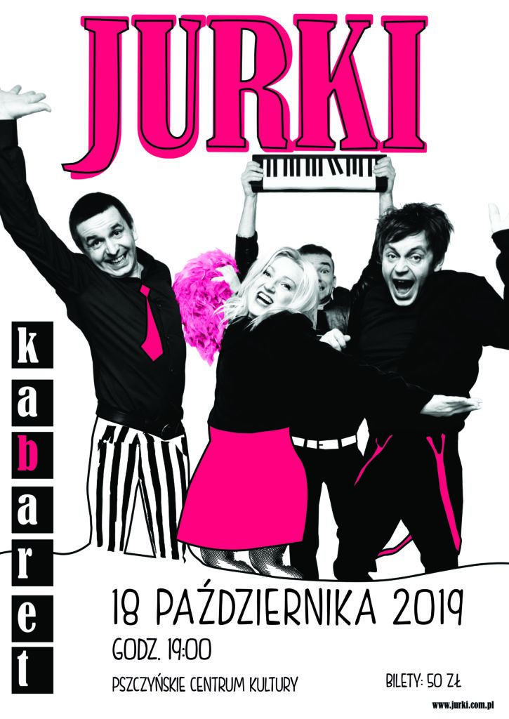Występ Kabaretu Jurki w PCKulu