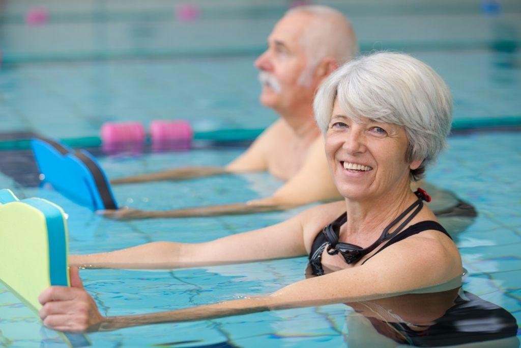 Art. spons. Szkoła pływania 50+ ogłasza nowy nabór na zajęcia w Uzdrowisku!