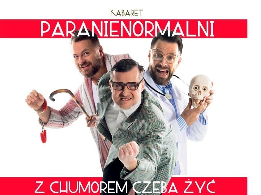 """Paranienormalni – """"Z chumorem czeba żyć!"""""""