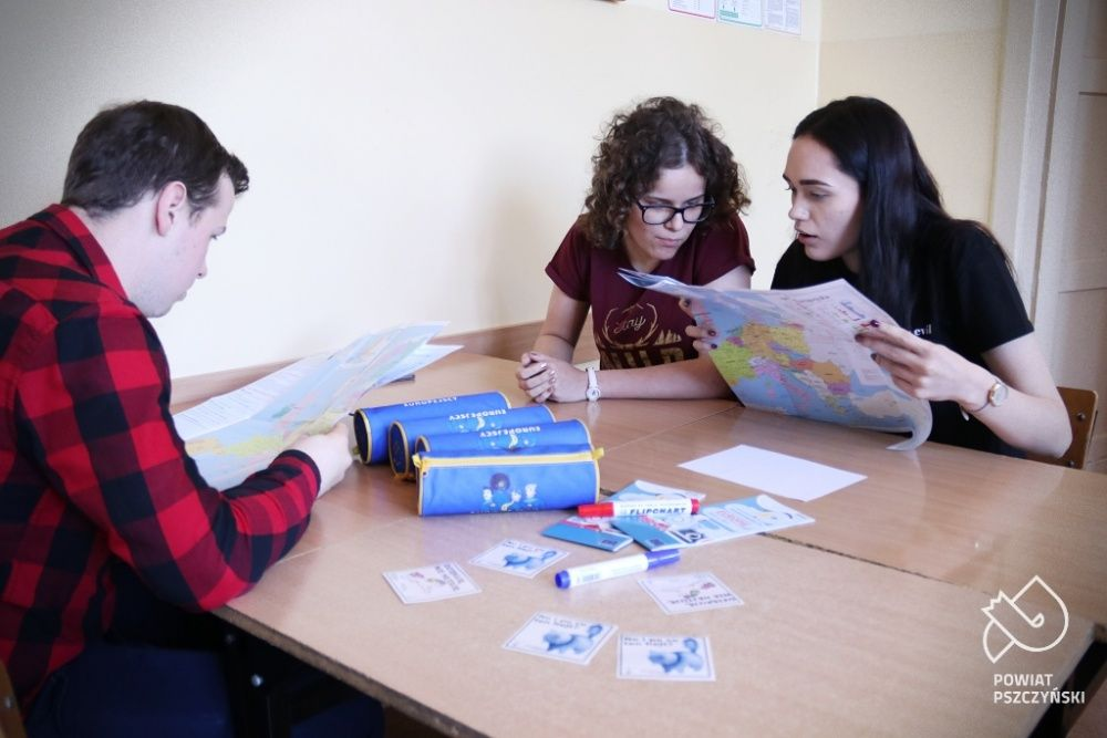 W Chrobrym odbyły się warsztaty organizowane przez Komisję Europejską