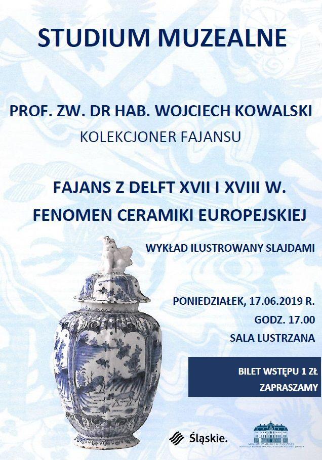 Fenomen Ceramiki Europejskiej - wykład