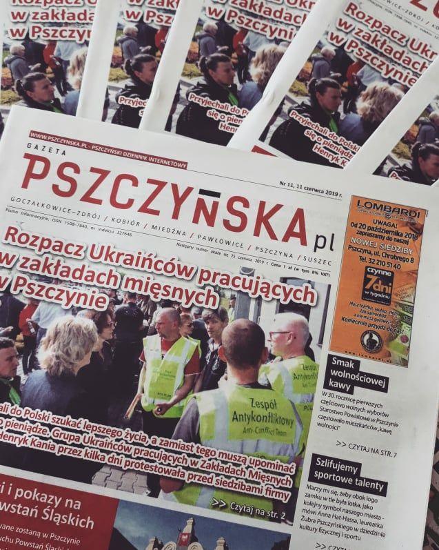 Nowy numer Gazety Pszczyńskiej już w sprzedaży