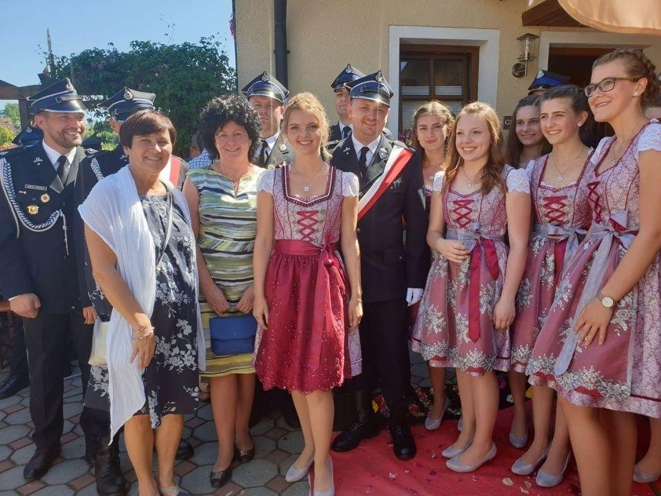 Delegacja z Goczałkowic z wizytą w gminie partnerskiej