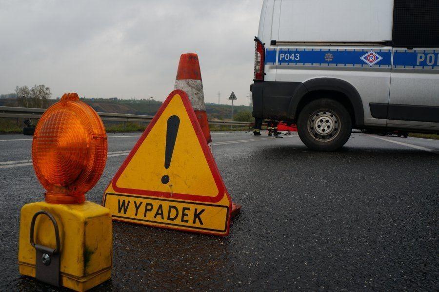 Policja szuka świadków wypadku w Warszowicach