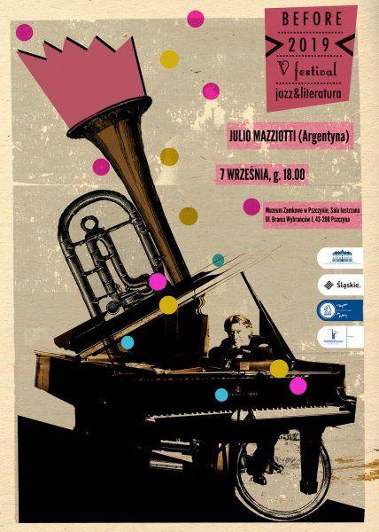 V edycja Festiwalu Jazz i Literatura