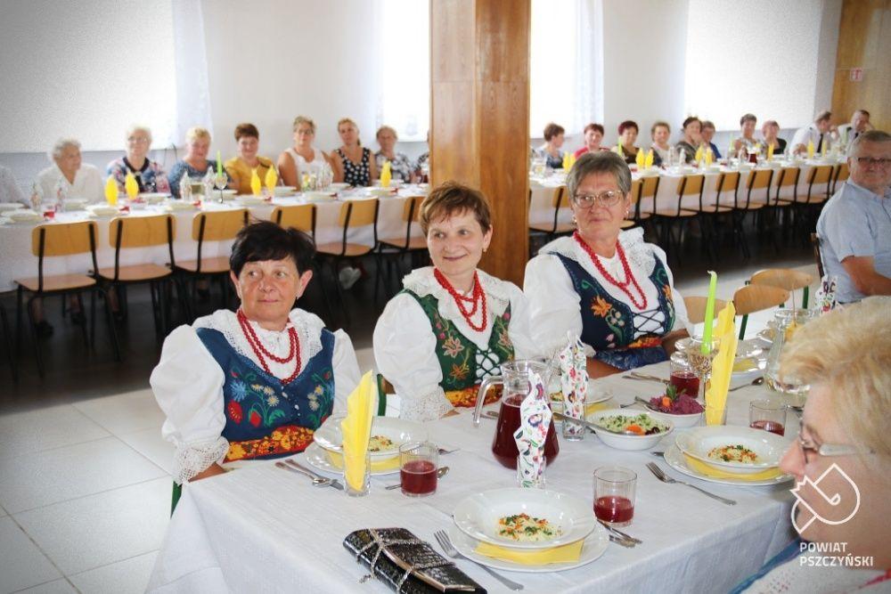 60-lecie działalności Koła Gospodyń Wiejskich z Wisły Wielkiej