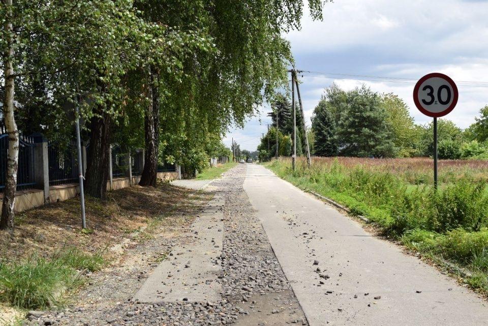Przebudowa Sołeckiej i Solankowej w Goczałkowicach