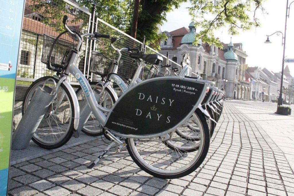 Pszczyna na 27. miejscu w ogólnopolskim Rankingu Systemów Rowerów Miejskich