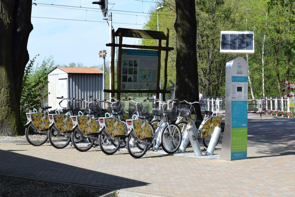 Wspólna wypożyczalnia rowerów: Goczałkowice-Zdrój, Pszczyna i Tychy