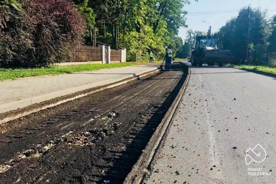 Tymczasowy zakaz ruchu na odcinku ul. Głównej w Goczałkowicach