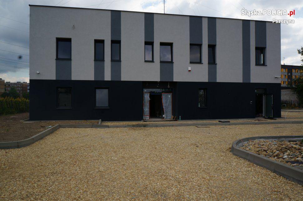 Budowa komisariatu w Woli dobiega końca