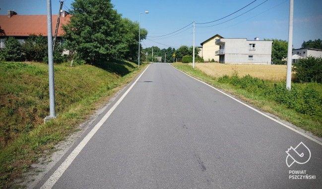 Na Wiejskiej w Jarząbkowicach powstanie chodnik
