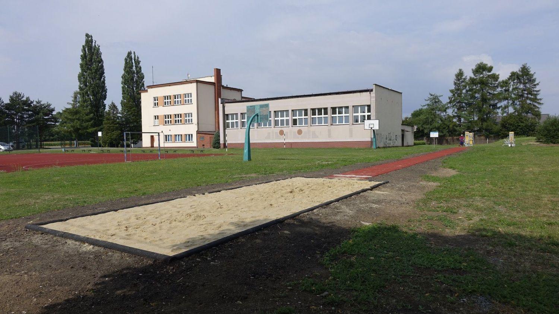 Trzy szkoły mają nowe skocznie