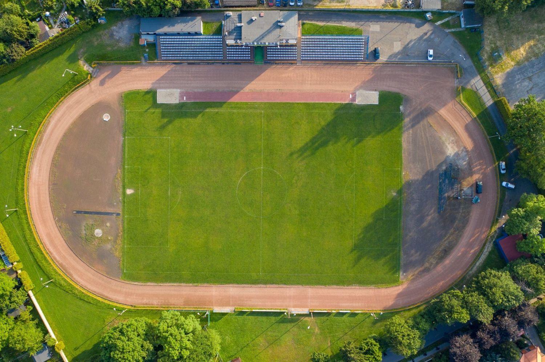 Mecze Iskry na boiskach sąsiednich sołectw