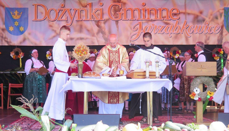 Proboszcz z Golasowic odszedł na emeryturę