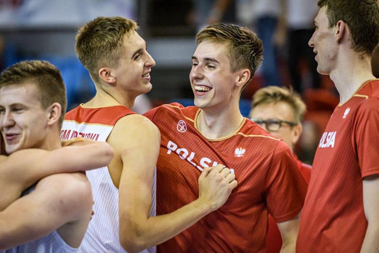 Wychowanek UKS Wojan Pawłowice wraz z Kadrą Polski zdobył srebrny medal