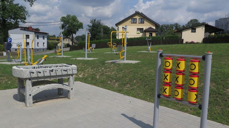 Najlepsza Przestrzeń Publiczna - zagłosuj na inwestycję z Pawłowic