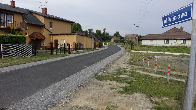 Wiśniowa w Czarkowie oddana do użytku