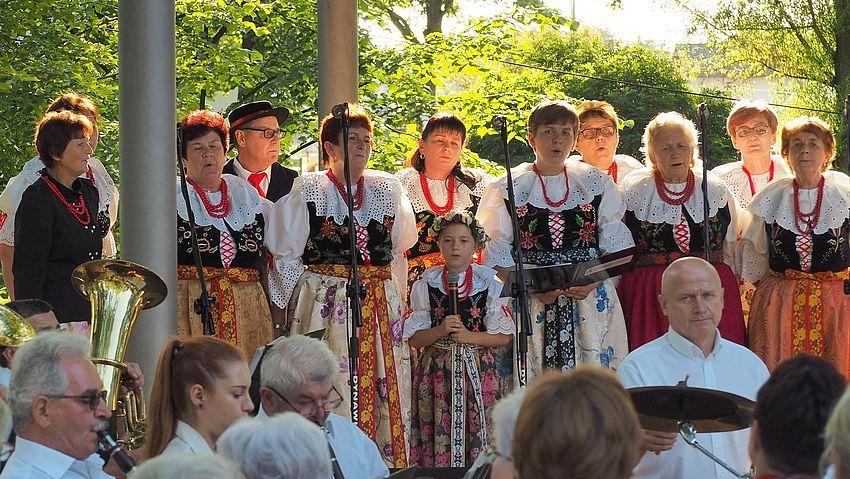 Weekend spod znaku folkloru i sportu w Gminie Pawłowice