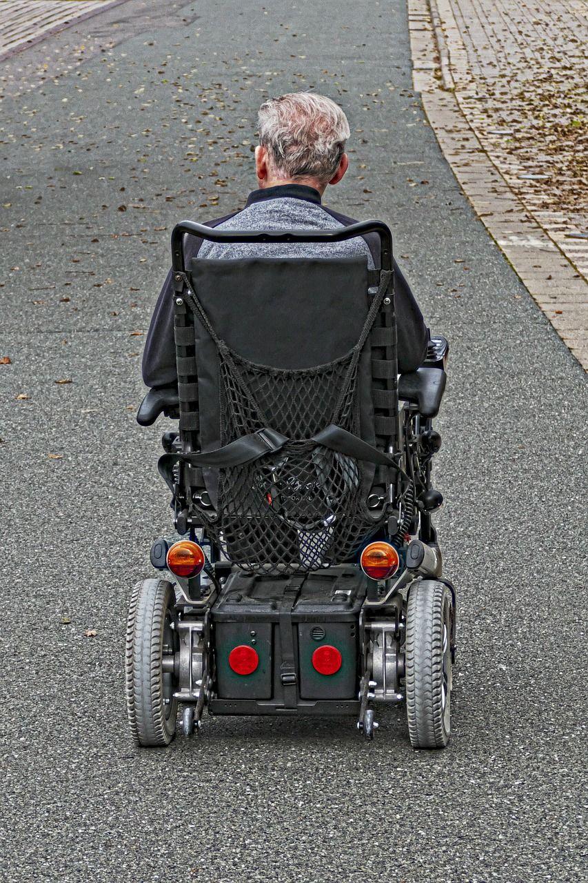 Nabór wniosków o dofinansowanie zakupu wózków inwalidzkich o napędzie elektrycznym