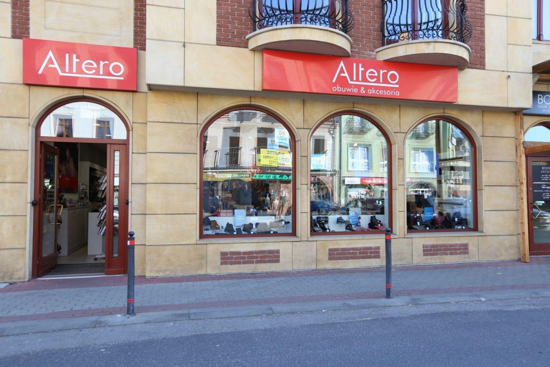 Art. spons. Przecena letniego obuwia -50% w sklepie obuwniczym Altero!
