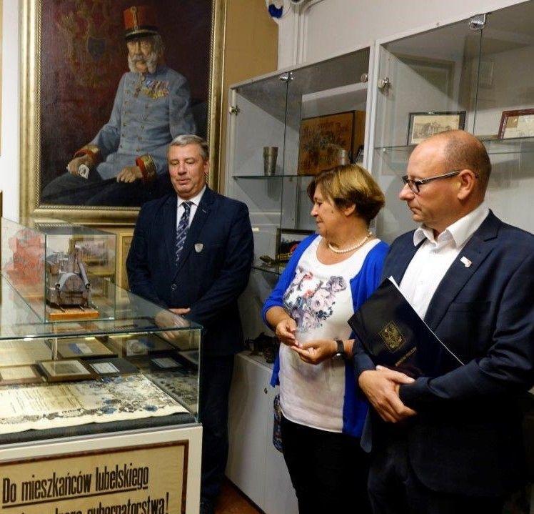 Nowa wystawa w Muzeum Militarnych Dziejów Śląska