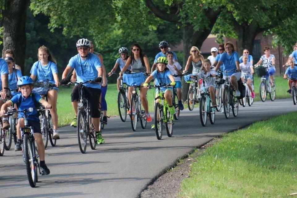 Utrudnienia w ruchu podczas niedzielnego rajdu rowerowego