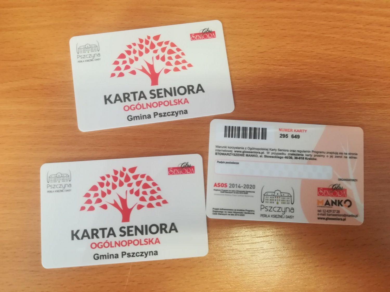 Zapisy do programu Ogólnopolska Karta Seniora na Dniach Pszczyny!