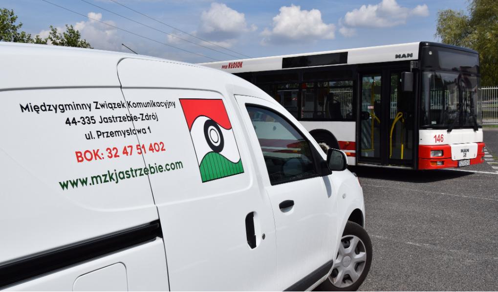 27 sierpnia w Pawłowicach pojawi się mobilny punkt obsługi pasażera MZK.