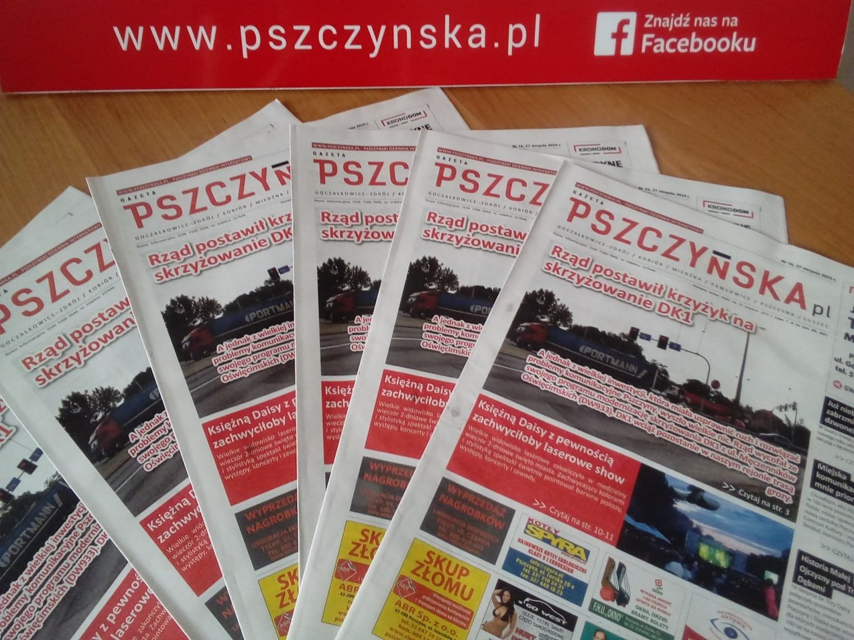 Nowy numer Gazety Pszczyńskiej już w sprzedaży!