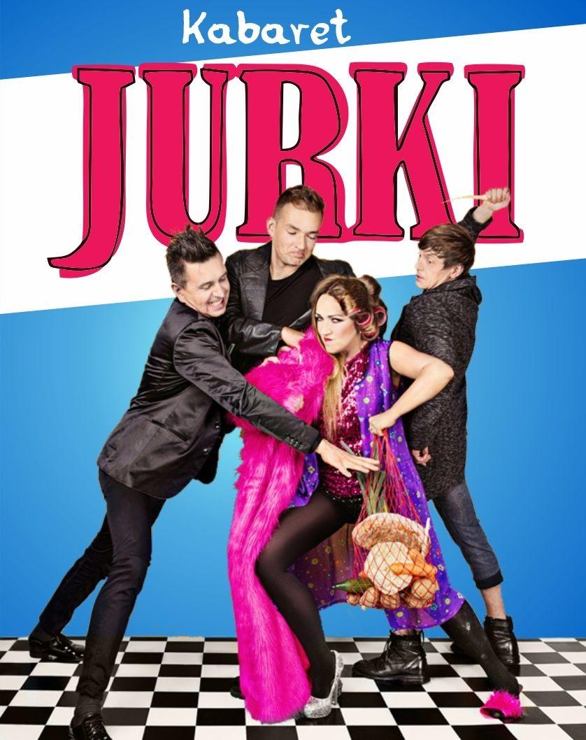 Kabaret Jurki wystąpi w Pszczyńskim Centrum Kultury