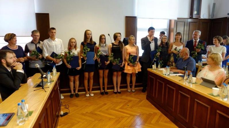 Nagrody Burmistrza dla pszczyńskich sportowców