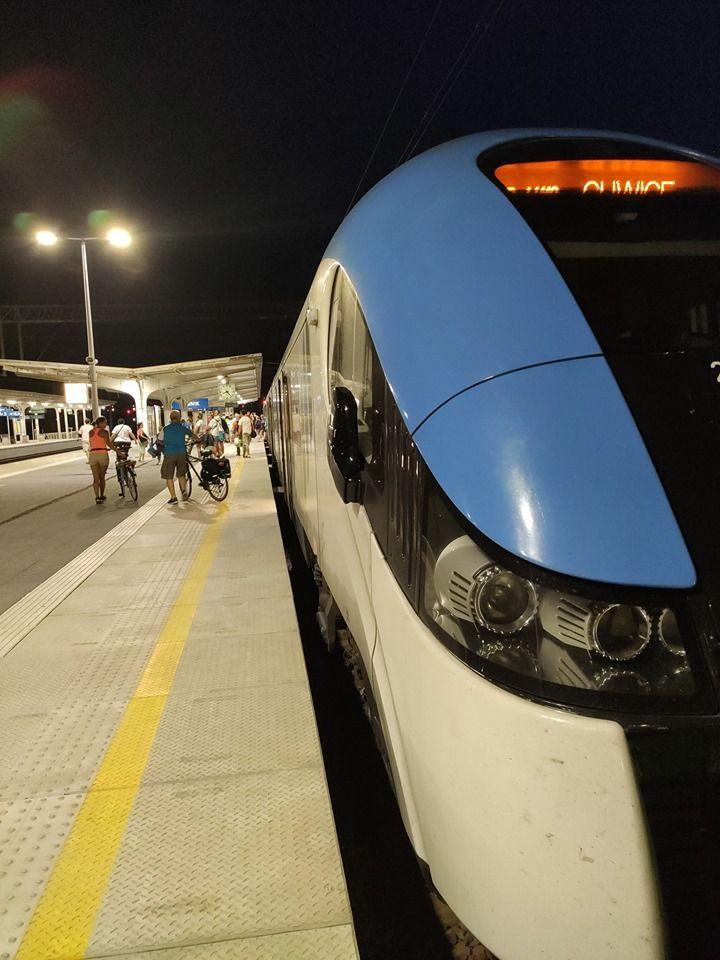 Kolej na Knurów: petycja o utworzenie bezpośrednich połączeń do Gliwic