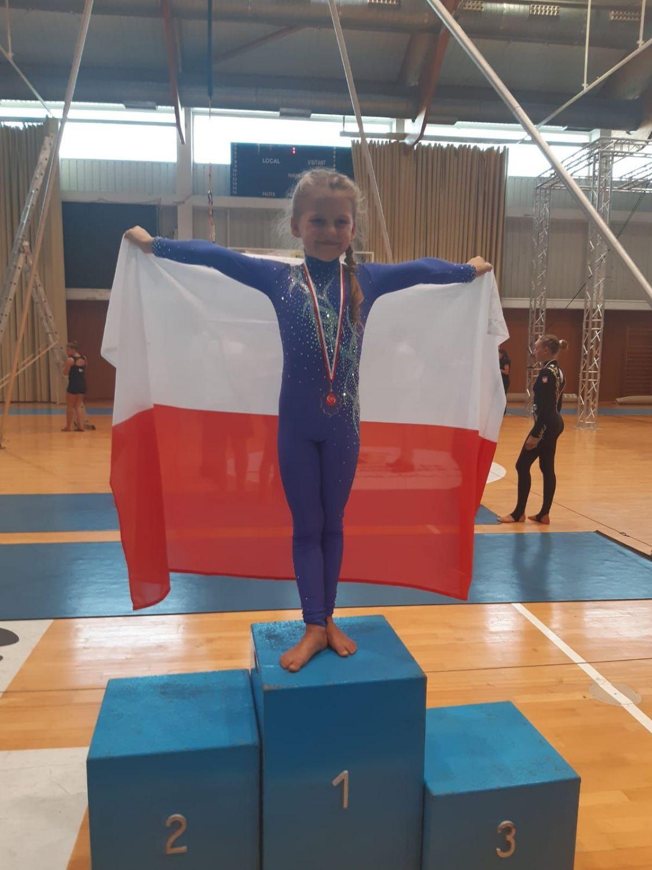 Mieszkanka Piasku Mistrzynią Świata w akrobatyce powietrznej