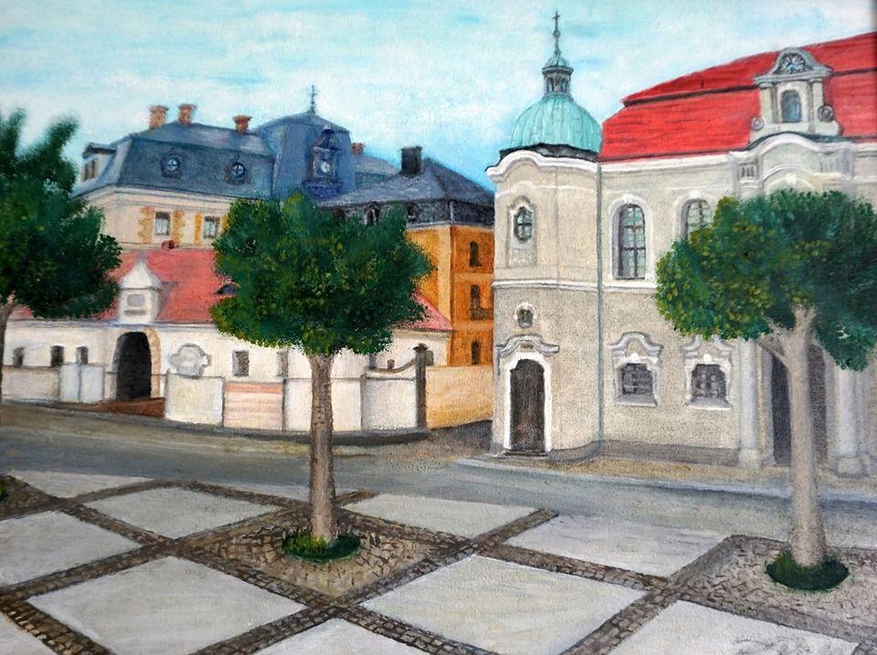 Wystawa malarstwa Zofii Pelc