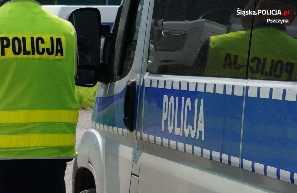 Trwają policyjne działania NURD
