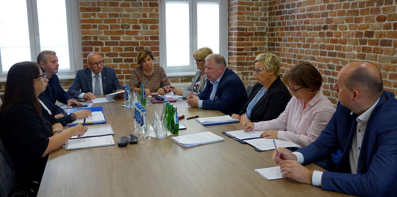 Stan ochrony zdrowia w gminie Pszczyna. Burmistrz powołał specjalny zespół