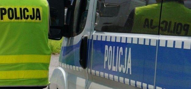 Wypadek w Warszowicach tylko wyglądał groźnie