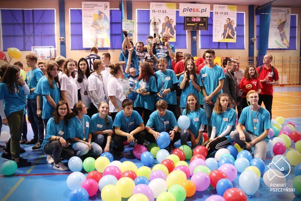 Knurów zwycięzcą! Finał XVII Międzyośrodkowych Zawodów dla Osób Niepełnosprawnych