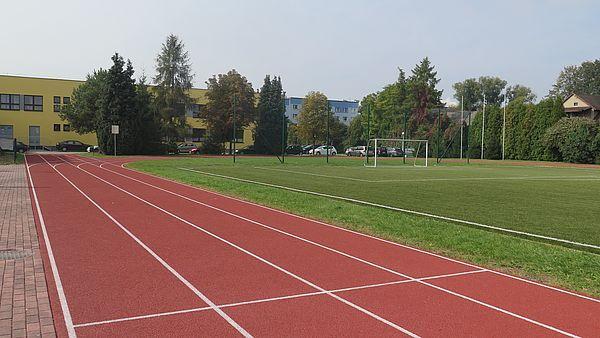 Nowe boisko przy SP 2 w Pawłowicach