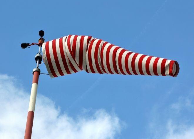 Uwaga! Nadciąga silny wiatr