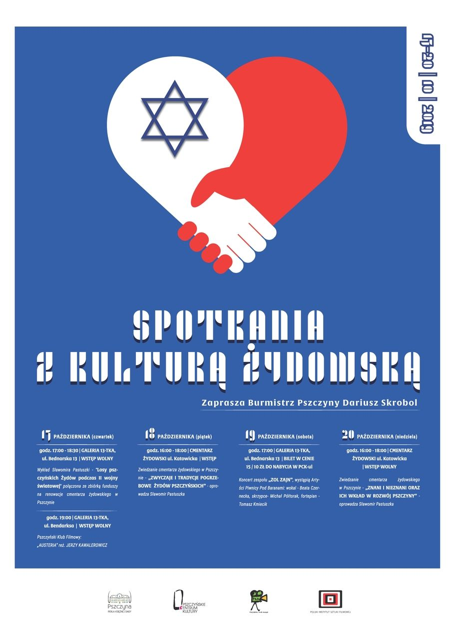 17 października ruszają Spotkania z Kulturą Żydowską