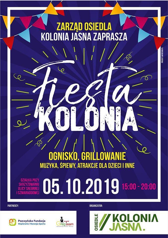 Fiesta Kolonia!