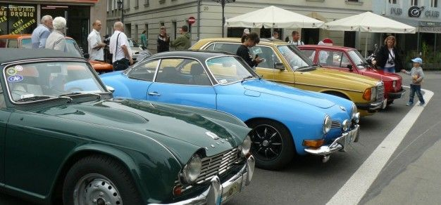Zlot zabytkowych samochodów w Piasku już w niedzielę!