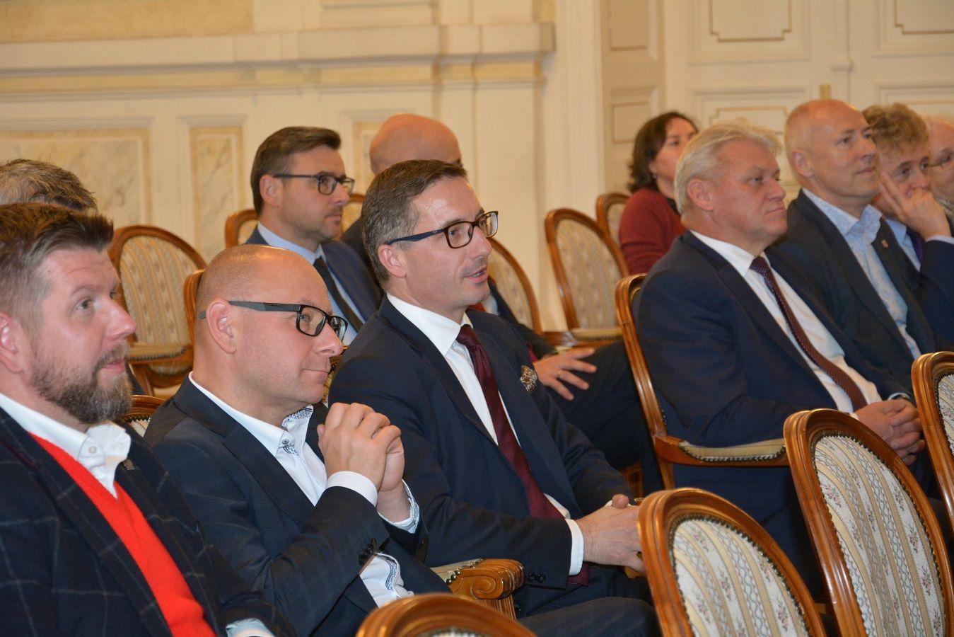Śląscy samorządowcy dyskutowali o aktualnych problemach gmin i powiatów